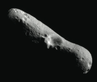 toter Asteroid