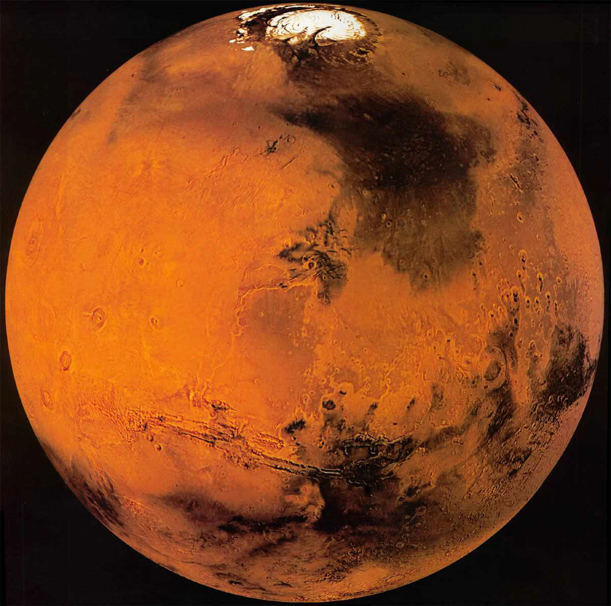 Bilder Mars